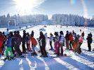 Wintersport in Altenberg, Foto Lars Neumann