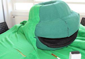 Making Of Mobilius: Der Kopf bekommt seine Außenhaut