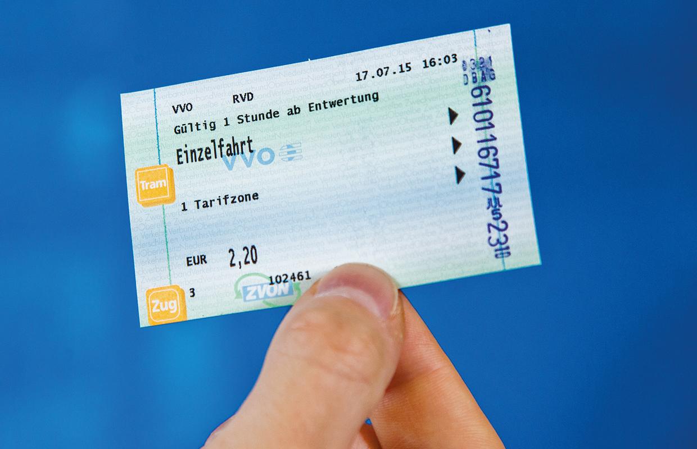 Vvs 4er Ticket