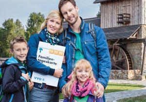 Familienausflug mit Bus & Bahn – für 9 Euro durch den Verbund.