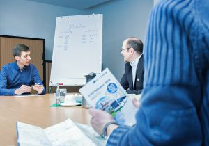 Stefan Gerstenberg, Mitarbeiter ÖPNV-Bestellermarkt beim VVO im Interview