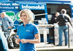 Sabine Schröder, Eventmanagerin beim VVO