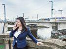 Franziska Straube, Marketingleiterin bei der Städtebahn Sachsen