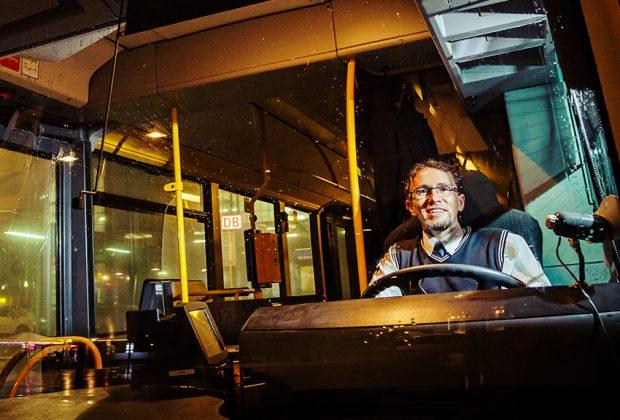 Torsten Roscher, Fahrplaner beim VVO
