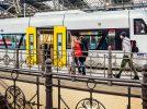 Pragmatisch und lösungsorientiert: Als Ersatz für defekte Triebwagen im Dieselnetz setzte die MRB vorübergehend Züge aus einem anderen Netz ein.